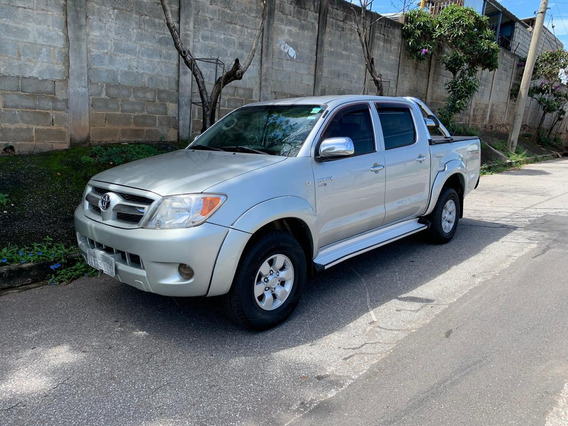 Toyota Hilux Cab. Dupla 4x4 2007