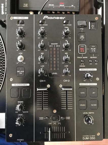 Mixer Pioneer Djm - 350 Usado