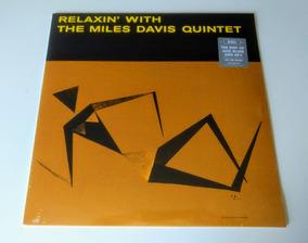 Lp Miles Davis Quintet Relaxin 180 Tutu Walkin John Coltrane