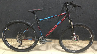 Bicicleta 29 Kit Shimano Alivio Suspensao Spinner 300