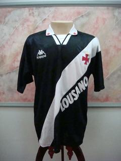 Camisa Futebol Vasco Rio Janeiro Kappa Jogo Antiga 1960