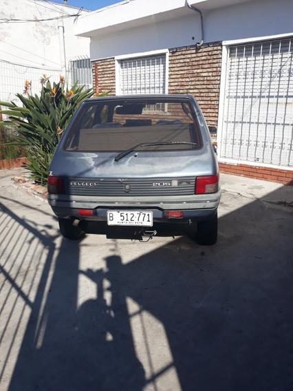 Peugeot 205 1.4 Xsi Aa 1993