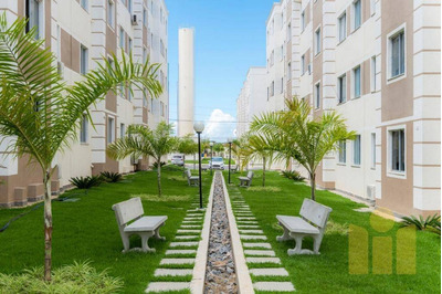 Apartamento À Venda Por R$ 149.000 - Antares - Maceió/al - Ap0438