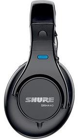 Fone Shure Headphone Srh440 Original 2 Anos De Garantia Nf-e