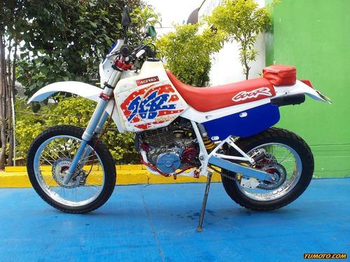 Motos Honda Xr600 R