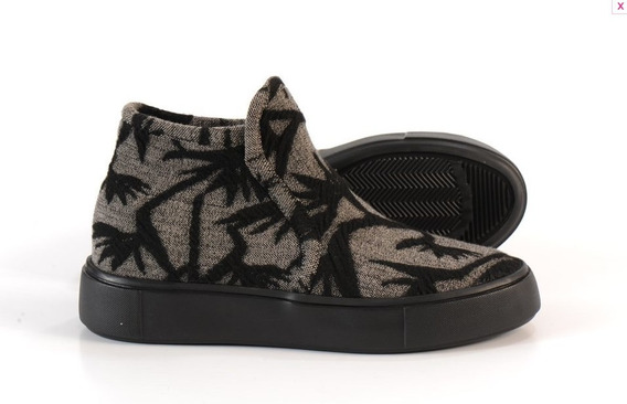 Zapatillas Panchas Elastizadas Doblele Mujer Hd+ Boot Color