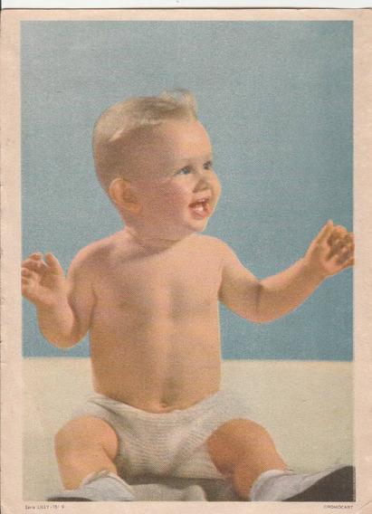 Cartão Antigo - Não Postal - Cromocart - G