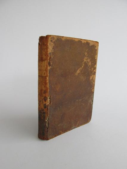 Biblia Antiga - Ano 1863 Novo Testamento Protestante- Rara!