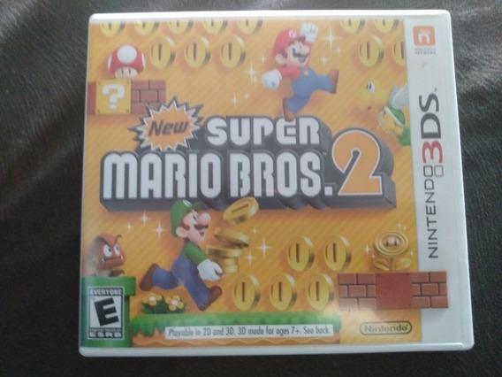 New Super Mario Bros. 2-nintendo3ds