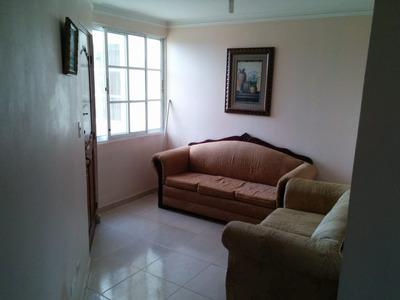 Alquilo Apartamento Amueblado En Santiago