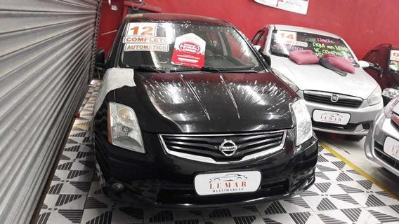 Nissan Sentra S 2.0 Flex Automatico Completo
