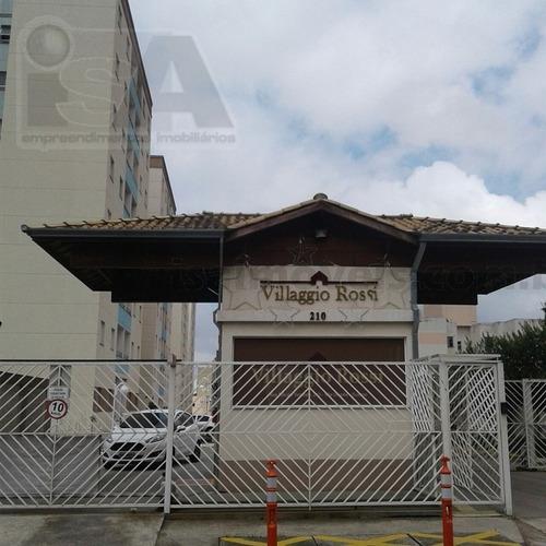 Apartamento Em Vila Urupês  -  Suzano - 2462