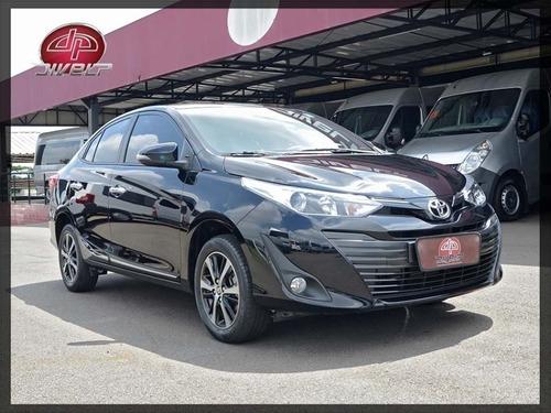 Toyota Yaris Xls Sedã 1.5 Automático 2019