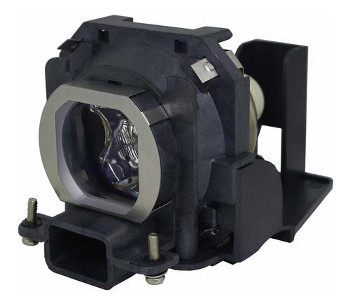 Imagen 1 de 5 de Lampara Philips Proyector C/carcasa Panasonic Et-lab30