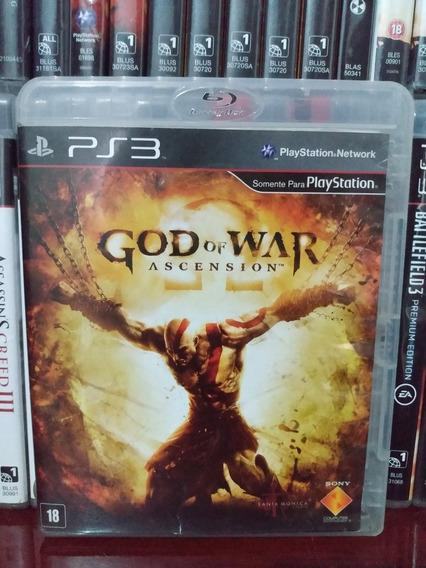 God Of War Ascension Ps3 | Parcelamento Sem Juros
