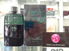 Perfume Gucci Guilty Black Pour Homme Edt 90ml