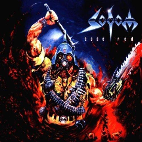 Cd : Sodom - Code Red (cd)