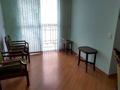Apartamento Em Condomínio Padrão Para Venda No Bairro Campestre - 9227gigantte