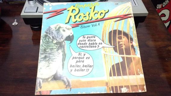 Disco De Vinilo - Emperor Rosko Show Vol.4