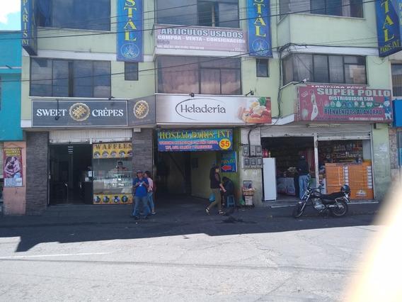 Arriendo Locales Comerciales Frente Al Pai / Chillogallo