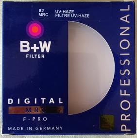 Filtro Uv 82mm B+w - O Melhor Filtro Uv Do Mercado