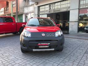 Fiat Uno Atrraction Pack Seguridad Titular De Okm