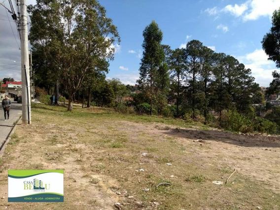 Terreno Residencial À Venda, Jardim Santa Catarina, Francisco Morato. - Te0040