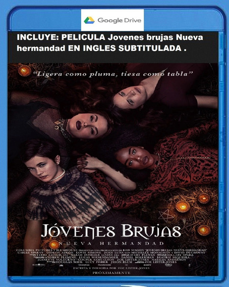 Jovenes Brujas Nueva Hermandad 2020 Subtitulada 720p Hd Mercado Libre