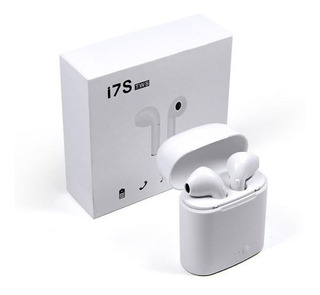 Auriculares Bluetooth In Ear Inalambrico I8s Earpod