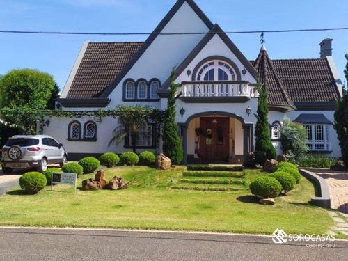 Imagem 1 de 21 de Casa À Venda, 400 M² Por R$ 3.000.000,00 - Condomínio Lago Azul - Araçoiaba Da Serra/sp - Ca0668