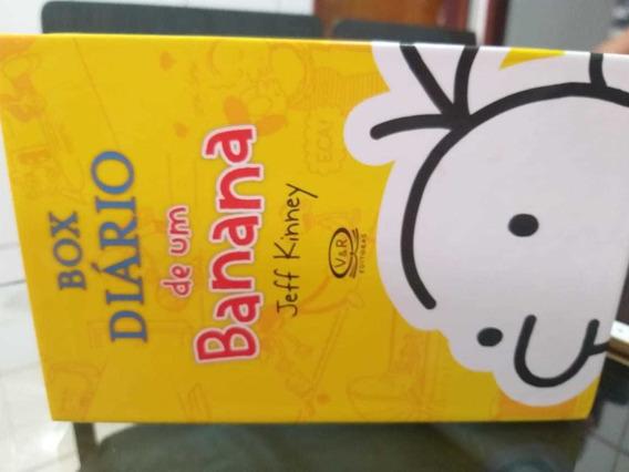 Box Diário De Um Banana 1,2,3,4,6,7,8,9 E 10