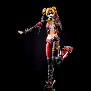 Sh Figuarts Harley Quinn Injustice