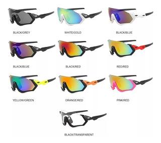 Óculos Ciclismo Estilo Flight Jacket - Corrida E Esportes