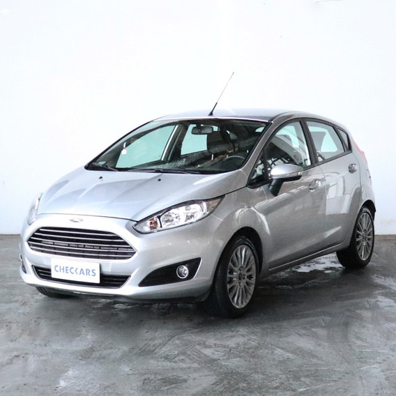 Ford Fiesta Kinetic Design 1.6 Se 120cv - 26214 - C