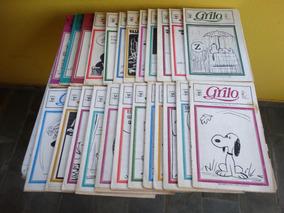 O Grilo Nºs 1 A 48 + 2 Almanaques + A Morte Do Grilo 1972-73