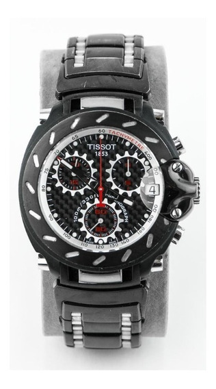 T-race Black Finish Chronograph Original