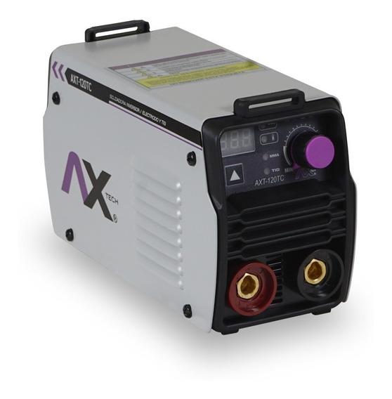 Axt-120tc Soldadora Inversor Elect+tig Lift 120a 110v C/est