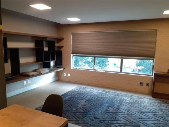 Apartamento Com 2 Dormitórios À Venda, 70 M² Por R$ 742.000 - Cambuí - Campinas/sp - Ap0568