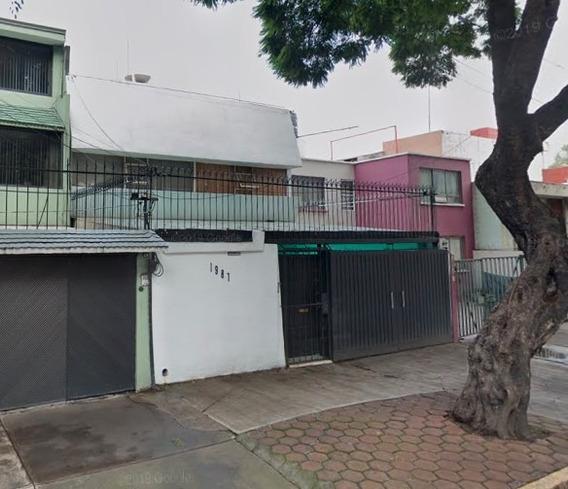 !!!casa Colonia Educacion Coyoacan!!! (ftc-80)