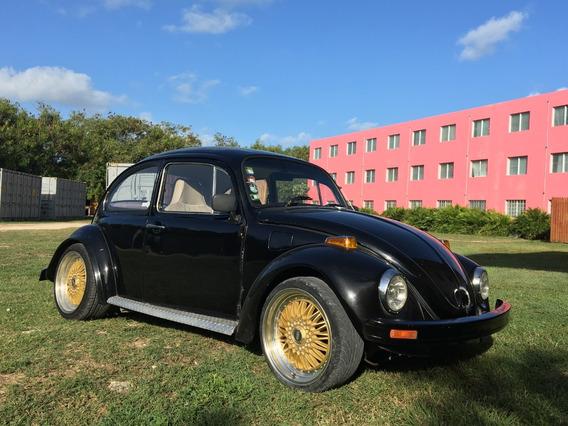 Vw Beetle Escarabajo Cepillo Alemán 1972