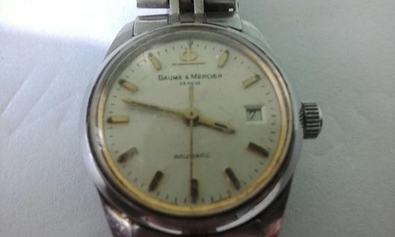 Relógio De Pulso Baumer&mercier Balmatic Feminino (032)