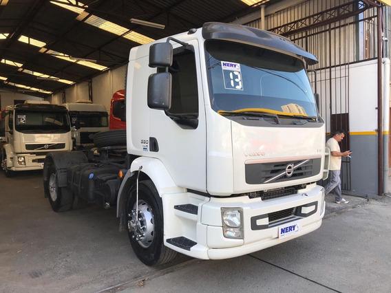 Caminhão Volvo Vm 330 4x2 2013 Apenas 198.000km