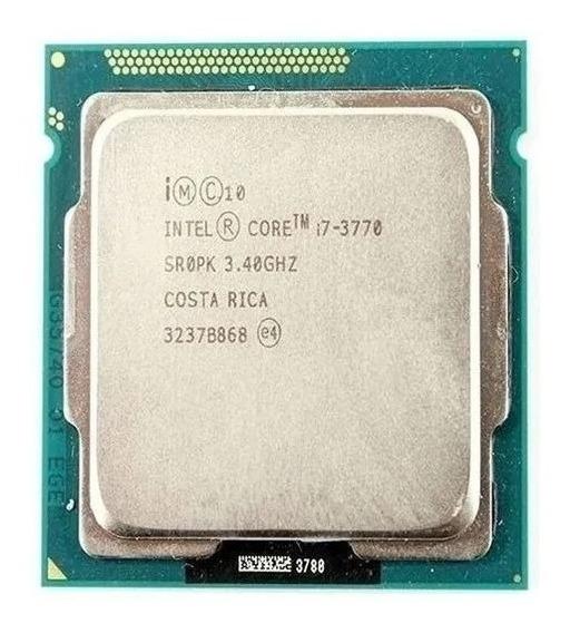 Processador Intel I7 3770 1155 3.4ghz 8mb 3 Geração Oem