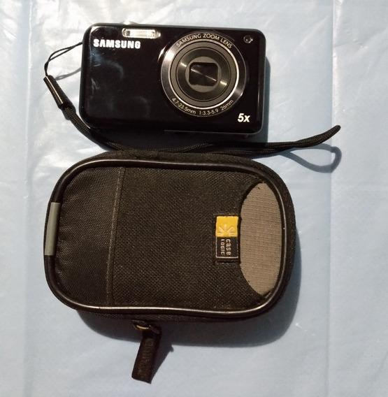 Câmera Fotográfica Digital Selfie Samsung Pl120