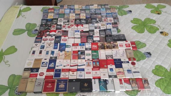 Vendo Coleccion De Cajas De Cigarrillos