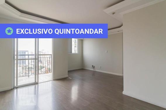 Apartamento No 7º Andar Com 2 Dormitórios E 1 Garagem - Id: 892953661 - 253661