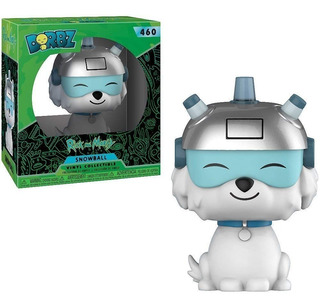 Funko Pop - Dorbz - Flash - Rick And Morty - Hulk - Snowball