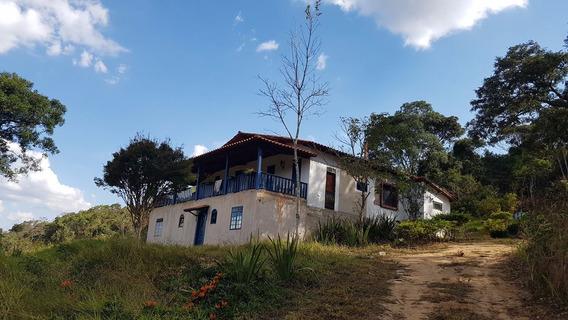 Sitio Itabirito - Casa 04 Suítes, 02 Varandas,