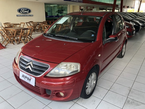 C3 1.4 I Glx 8v Flex 4p Manual 67000km