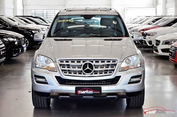 Mercedes-benz Classe Ml 350 Sport 224hp Teto 40 Mil Km